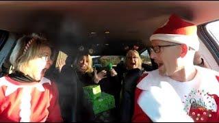 Oak Bank's Holiday Carpool Karaoke