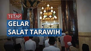 Di Tengah Pandemi Virus Corona, Masjid Agung Demak Tetap akan Gelar Salat Tarawih