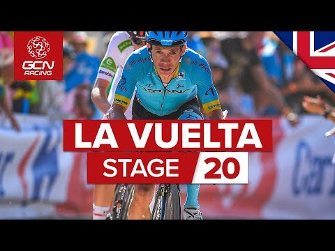 Video | Samenvatting etappe 20 Vuelta a Espana 2019