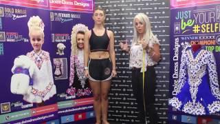 Measuring An Irish Dancer - Teenager - Part 1 - Doire Dress Designs