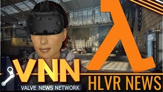 Half-Life VR's Controllers Leaked - Valve Catch-Up - Video Youtube