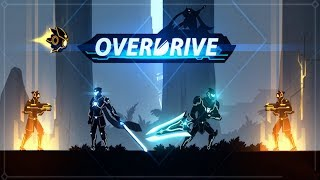 Overdrive: Ninja Shadow Revenge | Best Stickman game for Android