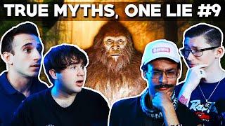 Bigfoot is Now My Godfather (TMOL Podcast #9)