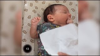 Mom Buster: Can A Tissue Put Baby To Sleep?