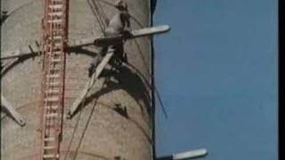 Fred Dibnah How To Erect A Chimney Scaffold