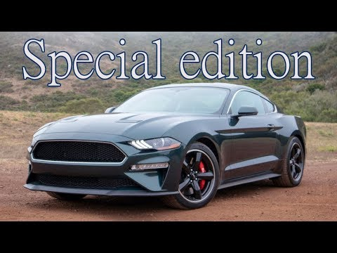 New Formula!! 2019 Ford Mustang Bullitt - Special Edition || AA TOP AUTO