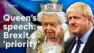 Oct 14 - Queen's Speech in review