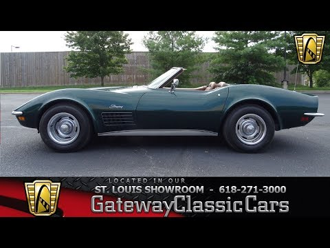 Video of '71 Corvette - LWIG