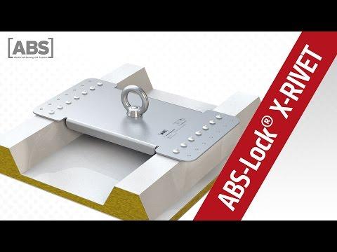 Présentation vidéo compacte concernant le point d'ancrage ABS-Lock X-Rivet