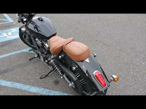 2018 Indian Scout® in Middletown, New Jersey - Video 1