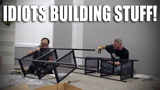 Noob JayzTwoCents Building a Studio - Part 3