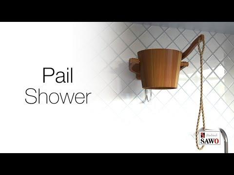 Pail Shower