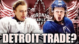 Kasperi Kapanen & Andreas Johnsson Red Wings Trade? Maple Leafs NHL Trade Rumours & News Today 2020
