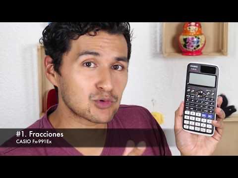 10 cosas NO sabías de tu calculadora - Casio Fx  991 Ex