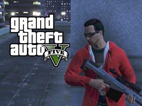 Grand Theft Auto Online Walkthrough - GTA 5 Online Mission