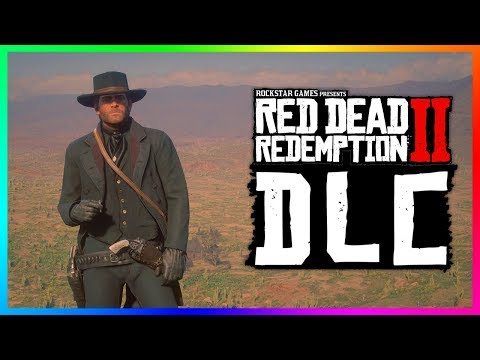 Red Dead Redemption 2 DLC - NEW PROOF! Arthur Morgan & The Van Der Linde Gang Travels To New Austin!