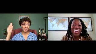 Anita Henderson Interviews Monique Russell Leadercast Alpharetta