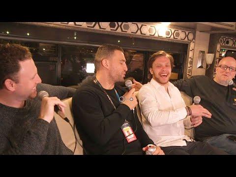 Spittin' Chiclets Interviews David Pastrnak - West Coast Wagon Tour