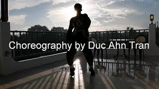 "The Kudu ""BALLIN"" (ft.  Mechi Pieretti)  Choreography By Duc Ahn Tran 🔥"