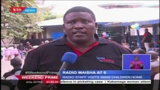 Radio Maisha marks 6th Anniversary at Imani Children's Home in Kayole