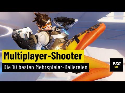 Einkaufsführer Multiplayer-Shooter | Die derzeit 10 besten Mehrspieler-Ballereien