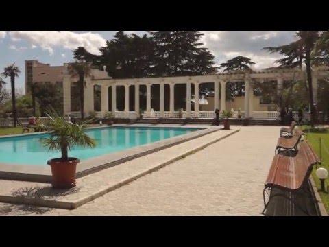 Крым. Никитский ботанический сад сегодня