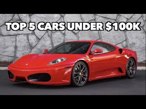 Top 5 Budget Supercars Under 100 000 Affordable Exotics