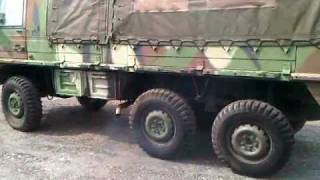 Test Drive Pinzgauer 718M 6x6 -1st Inspection After Taking Delivery, Malaysia
