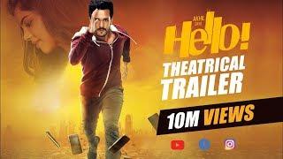 HELLO! Trailer – Akhil Akkineni, Kalyani Priyadarshan, Vikram K Kumar, Akkineni Nagarjuna