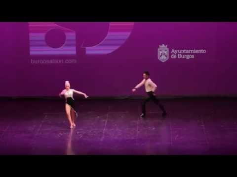 Ricardo Vega & Karen Forcano BurgoSalson