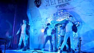 Kazaky - In the middle 25/02 клуб Rай