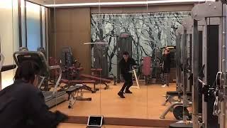 171225 Z.TAO - Promise Dance Practice