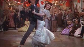 Judy Garland and Ray Bolger Dance Number 1945