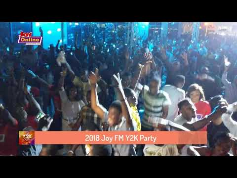 2018 Joy FM Y2K Party (2)