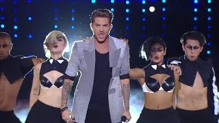 Adam Lambert - Ghost Town TrailblazerHonors