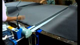 Cutting Machine_เครื่องตัดหัวผ้า - Sahl International (Bangkok) Ltd -TEL.0816338276