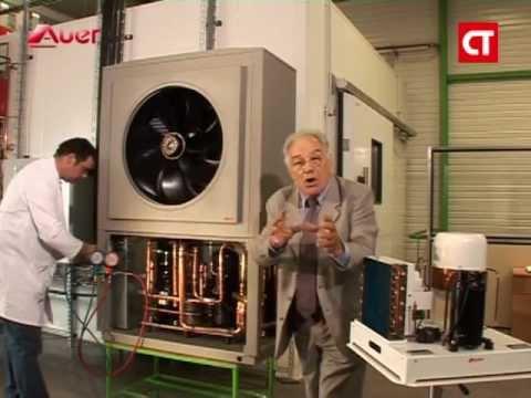 Wysokotemperaturowa pompa ciepła HRC marki Auer - zdjęcie