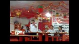 preview picture of video 'H.Armyn Angkasa Alianyang dengan Masyarakat (part 1) .3gp'