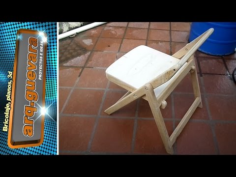 Silla Plegable - Fishing folding chair