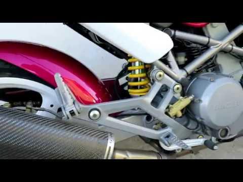 Ducati Monster 620cc AN2003 Se poate conduce cu A2 32CP