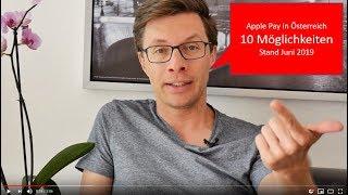 Apple Pay In Österreich - Stand Juni 2019 - DKB, N26, Revolut, Erste Bank, ...
