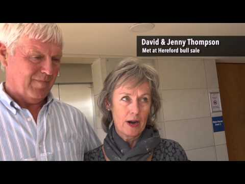 CUD David & Jenny Thompson INTERVIEW 1