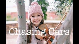 Chasing Cars - Snow Patrol - Karolina Protsenko - Violin Cover