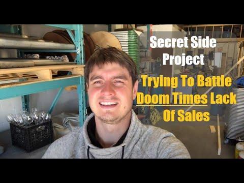 Secret Business Boosting Side Project Sneak Peak & General Update
