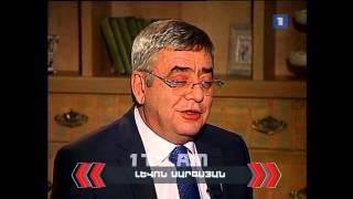 21.11.14 / Չակերտներ - Լևոն Սարգսյան