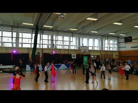 Garay Kupa táncverseny - Bence és Viki