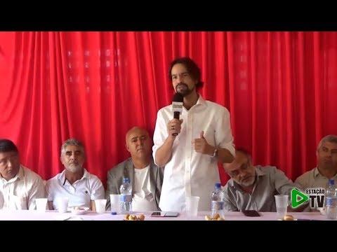 Coletiva de Imprensa Deputado Diogo Moraes em Brejo
