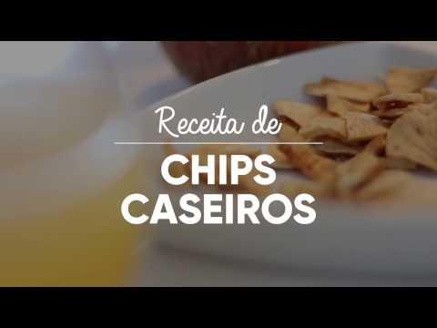 Imagem ilustrativa do vídeo: COMO FAZER MAÇÃ DESIDRATADA NATURAL