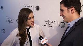 Carly Chaikin : Tribeca Film Festival Behind The Velvet Rope