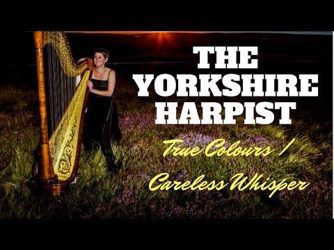 The Yorkshire Harpist Video